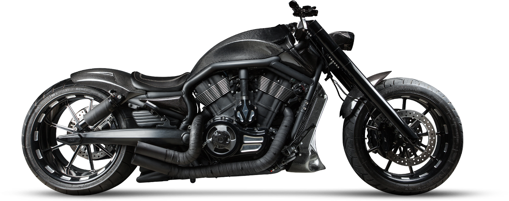 Harley Davidson Night Rod Карбон